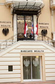 Barclays Wealth bank for the international rich, Monaco, an offshore Tax haven. - Paul Box - 29-10-2009