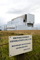 Torness Nuclear Power Station, Scotland. - Paul Box - 10-08-2008