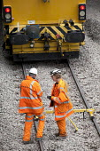 Portishead to Bristol freight line being upgraded. - Paul Box - 20-05-2012