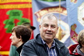 Brendan Barber. Tolpuddle Martys at The Tolpuddle Martyrs festival, Tolpuddle - Paul Box - 15-07-2012