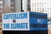 Capitalism verses The climate Climate change Billboard, the Bearpit, Bristol, European Green Capital - Paul Box - 2010s,2015,ACE,activist,activists,against,anti,Art Gallery,arts,billboard,billboards,CAMPAIGN,campaigner,campaigners,CAMPAIGNING,CAMPAIGNS,Capital,capitalism,capitalist,cities,city,City centre,Climate