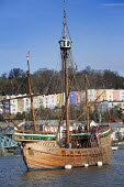 The Matthew, Harbourside, Bristol, European Green Capital - Paul Box - 03-02-2015