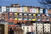 Harbourside, Bristol, European Green Capital - Paul Box - 2010s,2015,Bristol,Capital,cities,city,City centre,cityscape,cityscapes,color,colorful,colorfull,colors,colour,colourful,colours,dock,docks,dockside,harbor,harbors,harbour,harbours,house,houses,housin