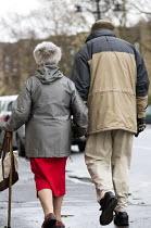 An elderly couple, Bristol - Paul Box - 17-12-2014