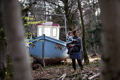 Withdrawn by Luke Jerram, Leigh Woods, Bristol. An art installation of fishing boats that hopes to provoke discussion about climate change, extreme weather, falling fish stocks and our impact on the m... - Paul Box - 16-04-2015