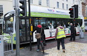 The UKs first bus powered entirely by human and food waste, in service between Bristol and Bath. The 40-seat Bio-Bus runs on biomethane gas generated through the treatment of sewage and food waste. It... - Paul Box - 2010s,2015,agrofuel,agrofuels,alternative,Alternative Energy,Bio Bus,biofuel,biofuels,Bristol Green Capital,bus,bus service,buses,cities,city,Company,Council Services,Council Services,cross,crosses,cr