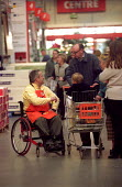 B&Q Bristol, A good employer for people with disabilities. - Paul Box - 01-11-2002