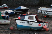 Boats in the harbour at Porlock Weir Somerset - Paul Box - 10-01-2004