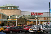 Safeway supermarket Weston Super Mare - Paul Box - 18-01-2004