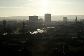A view over the city of Bristol - Paul Box - 01-11-2003