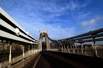 Bristol suspension bridge - Paul Box - 13-02-2004