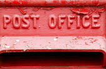 An old post box - Paul Box - 2000s,2004,box,boxes,EBF economy,MAIL,pillar,post,Post Office,post box,post boxes,Post Office,postbox,postboxes,public services,ROYAL,royal mail,royal mail,rural,SERVICE,SERVICES