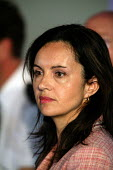 Caroline Flint MP at the launch of the ASBO scheme, Bristol - Paul Box - 05-07-2004