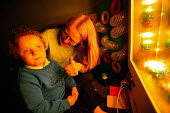 Chadsgrove school, bromsgrove children with physical disabilities in the new sensory room. - Paul Box - 2000s,2004,advisory,bifida,boy,boys,Cerebral Palsy,child,CHILDHOOD,children,class,communicating,communication,difficulties,DIFFICULTY,difficuty,disabilities,disability,disable,disabled,disablement,dys