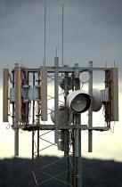 Mobile phone mast - Paul Box - 02-08-2004