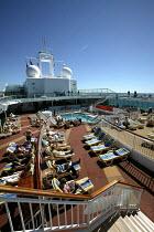 The Aurora cruise ship, a P&O cruise ship. - Paul Box - 02-06-2004