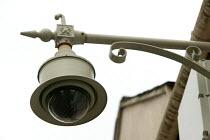 CCTV cameras, Wells Somerset. - Paul Box - 20-11-2004