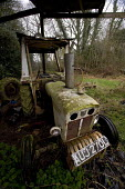 A run down farm in North Wales - Paul Box - 2000s,2005,abandoned,agricultural,agriculture,building,buildings,capitalism,capitalist,derelict,DERELICTION,dilapidated,down,EBF,EBF Economy,Economic,Economy,employee,employees,Employment,EQUALITY,exc