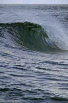 A big powerful wave breaking. - Paul Box - 05-12-2005