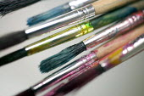 Paint brushes - Paul Box - 06-12-2005