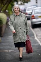 An elderly diabetic lady in good health goes shopping. - Paul Box - 15-12-2005