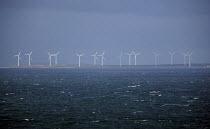Coastal wind farm, Rosslare , Ireland. - Paul Box - 20-12-2005