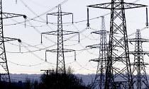Electricity pylons - Paul Box - 01-04-2006