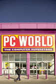 PC World, the computer superstore, Bristol. - Paul Box - 01-04-2006