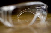 Protective glasses for use in a chemistry laboratory - Paul Box - 10-06-2006