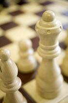 Chess board. - Paul Box - 10-06-2006
