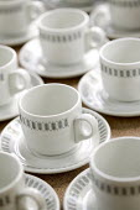 Teacups and saucers. - Paul Box - cup of,tea,teacup,teacups,cup,and,saucer,tea break,lfL lifestyle & leisure,2005,2000s
