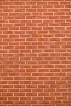 A modern brick wall. - Paul Box - 2000s,2006,accommodation,barrier,blocks,brick,bricklaying,bricks,build,building,building site,BUILDINGS,construction,Construction Industry,EBF Economy,housing,modern,mortar,new,project,site,SITES,wall