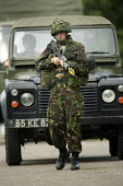 Raf Honington, Raf Personnel from all parts of the Royal Air Force report to RAF Honington to complete their mandatory Enhanced Individual Reinforcement Training. Many members of the course will deplo... - Paul Box - 11-09-2006