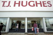 The UK's leading discount department store T J Hughes - Paul Box - 2000s,2006,bought,buy,buyer,buyers,buying,Chain,chains,cities,city,commodities,commodity,consumer,consumerism,consumers,customer,customers,department,discount,EBF Economy,establishment,establishments,