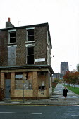 Derelict property in Liverpool, Toxteth. - Philip Wolmuth - 27-10-2000