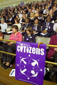 London Citizens Mayoral Accountability Assembly in Central Hall, Westminster. - Philip Wolmuth - 04-05-2004