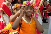 Childrens Day at Notting Hill Carnival, London - Philip Wolmuth - 29-08-2004