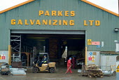 The Parkes Galvanising factory in Stratford, East London, is situated in the middle of the industrial area designated as the site of the proposed Olympic Stadium. If the bid for the 2012 games is succ... - Philip Wolmuth - 10-02-2005