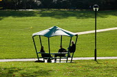 Paddington Recreation Ground, managed by Westminster City Council. - Philip Wolmuth - 07-11-2005