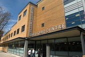 The newly built Stowe Centre, on the Harrow Road in West London, is run by Paddington Development Trust and houses a health centre and a youth club. - Philip Wolmuth - 31-03-2006