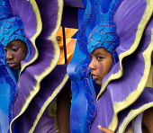 Childrens day at Notting Hill Carnival - Philip Wolmuth - 27-08-2006