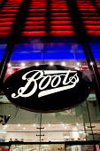 Boots store in Oxford Street. - Philip Wolmuth - 06-12-2007