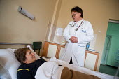 The oncology department of the Multiprofile Hospital, in Gabrovo, Bulgaria. - Philip Wolmuth - 16-04-2009