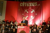 David Cameron, Citizens UK General Election Assembly, Central Hall, Westminster, London. - Philip Wolmuth - 03-05-2010
