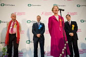 Labour MP Glenda Jackson holds the marginal seat of Hampstead and Kilburn by 42 votes in the 2010 General Election. - Philip Wolmuth - 07-05-2010