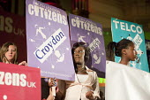 """A �Day for Civil Society"""" organized by Citizens UK / London Citizens to celebrate 10 years of the Living Wage Campaign, launch a National Living Wage Foundation and call for the living wage to be adop... - Philip Wolmuth - 02-05-2011"""
