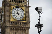 CCTV camera in Parliament Square. - Philip Wolmuth - ,2010s,2011,Big Ben,camera,cameras,CCTV,cities,city,clj,Clock Tower,counter-terrorism,crime prevention,democracy,Houses of Parliament,London,London.,observation,observing,Parliament,public services,se