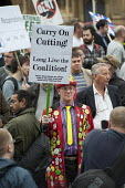 Carry on Cutting! Long Live the Coalition! The Taxpayers Alliance Rally against Debt, Westminster. - Philip Wolmuth - 14-05-2011