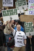 No More State Debt. The Taxpayers Alliance Rally against Debt, Westminster. - Philip Wolmuth - 14-05-2011