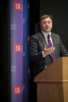 Ed Balls MP makes a keynote speech at the London School of Economics - Philip Wolmuth - 16-06-2011